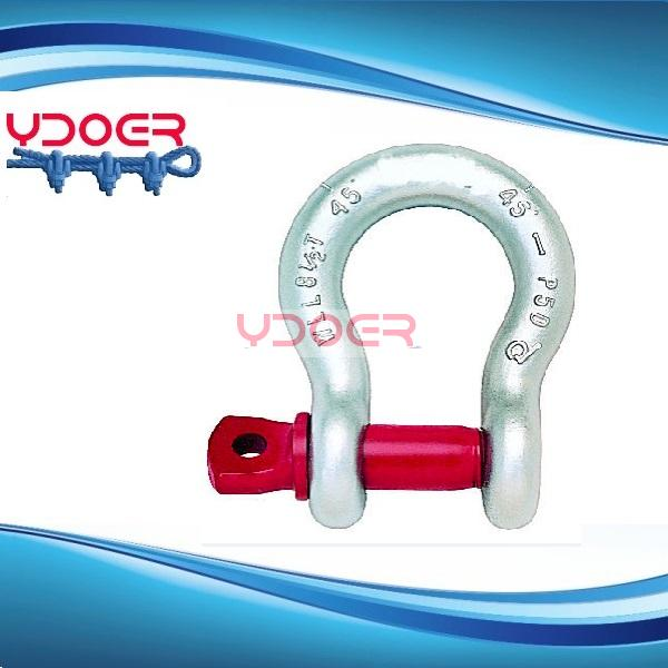 G209 Screw Pin Anchor Shackle
